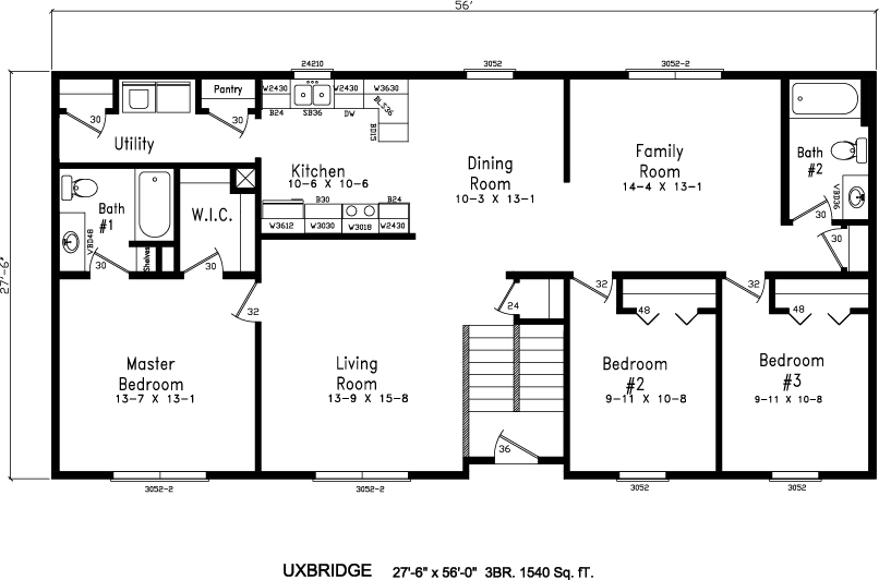 The 16 Best Bi Level House Floor Plans Home Building