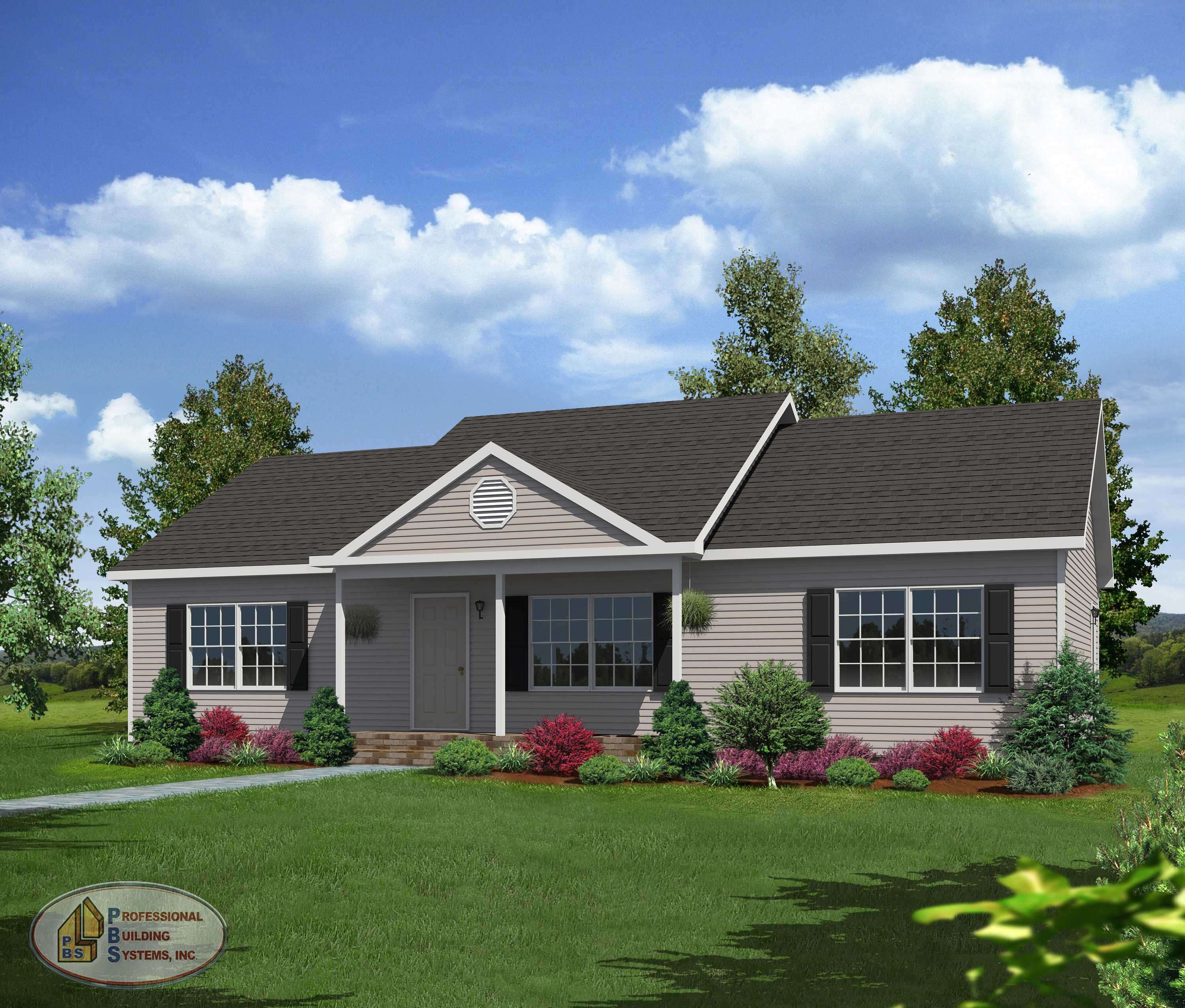 Ranch briar ridge montage mountain homes for Ranch home builders ohio